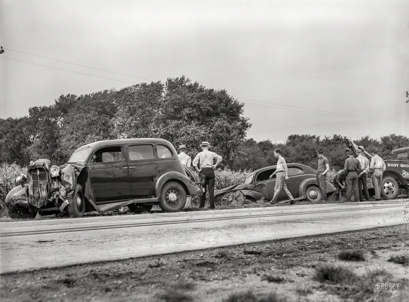 Wreck on the Highway: 1939