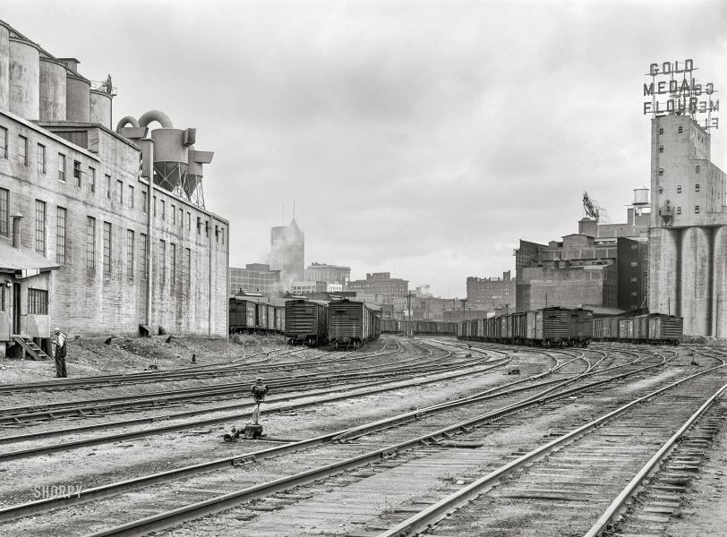 Mill-Industrial: 1939