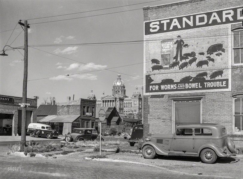 Pork-Bowel Politics: 1939