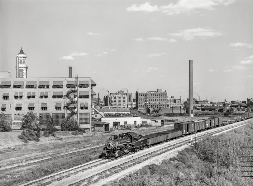 Industrial Iowa: 1939