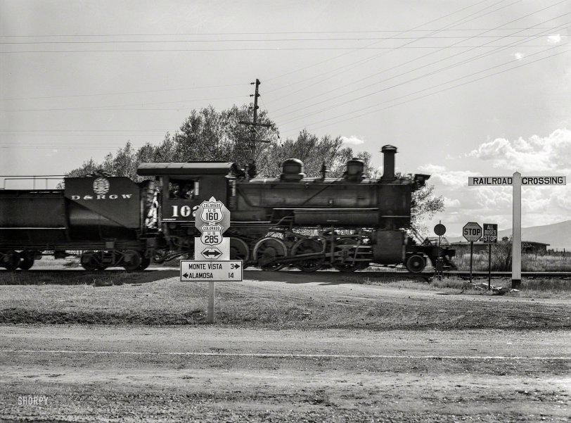 Denver & Rio Grande: 1939