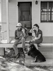 Dad's Best Friend: 1939