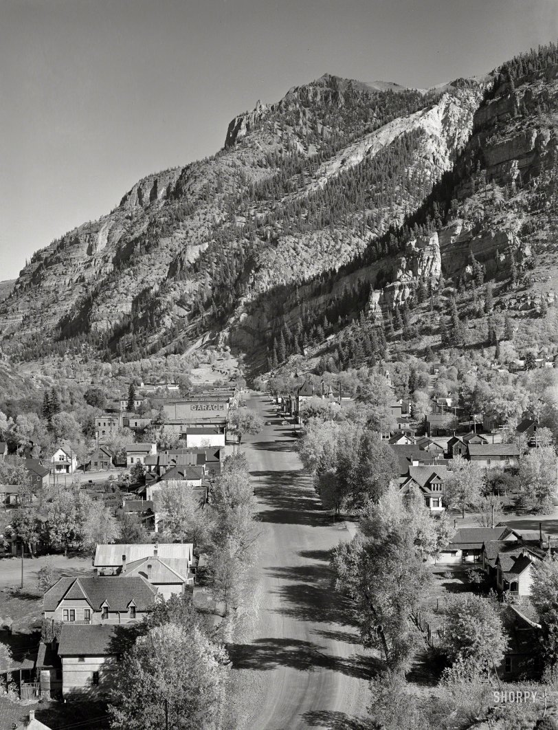 Hip, Hip Ouray: 1939
