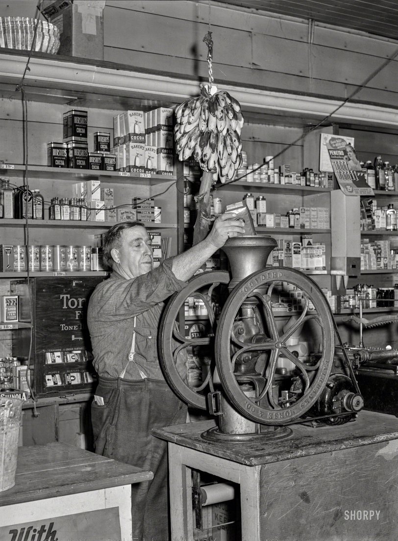 Batteries to Bananas: 1939