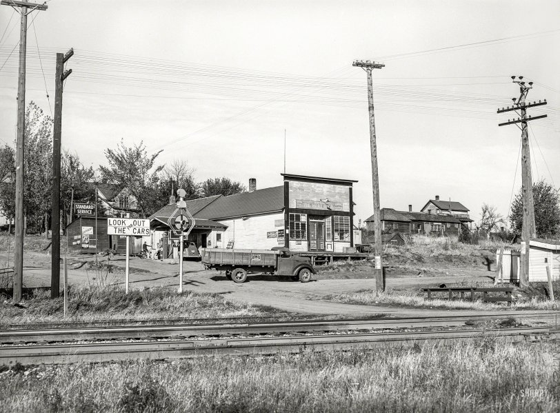 Standard Service: 1939
