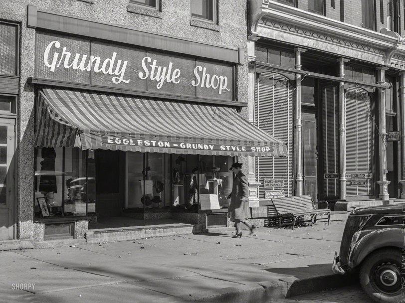 Style Shop: 1939