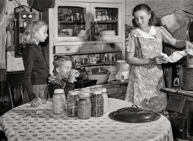 Farm-to-Table: 1939