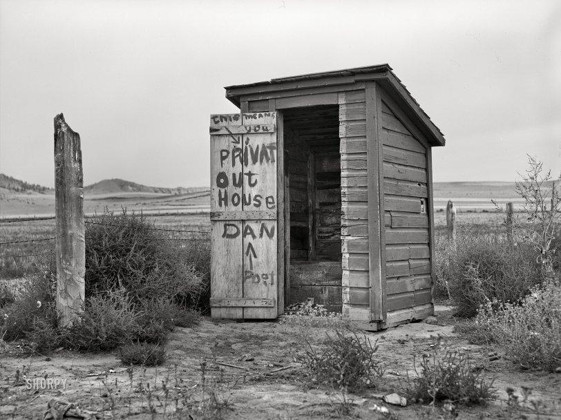 Privy Property: 1939