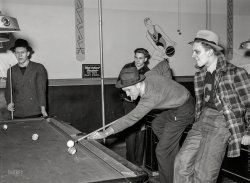 High School Big Shots: 1940