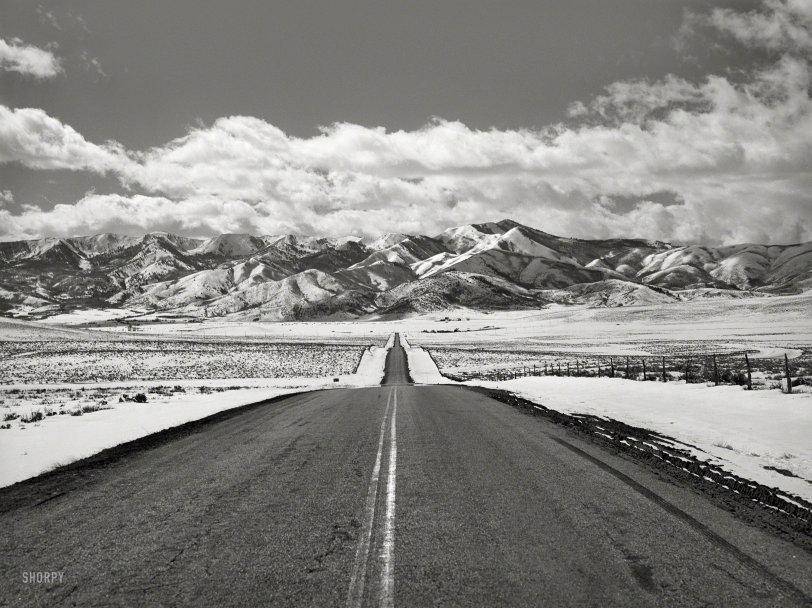 Wasatch Range: 1940