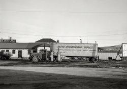Intermountain Express: 1940