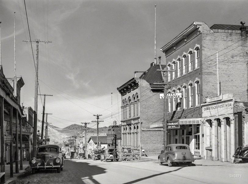 Virginia City: 1940