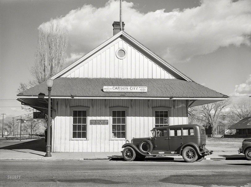 C.C. Depot: 1940