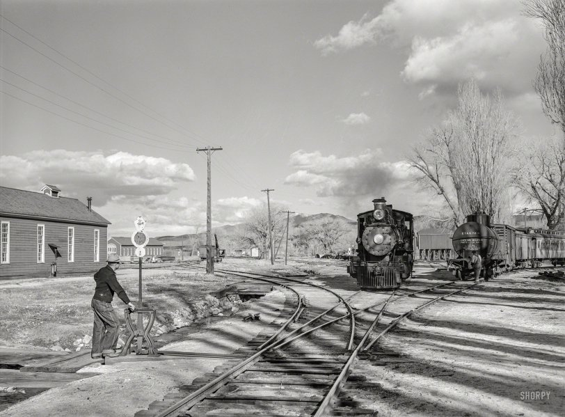 Carson City: 1940