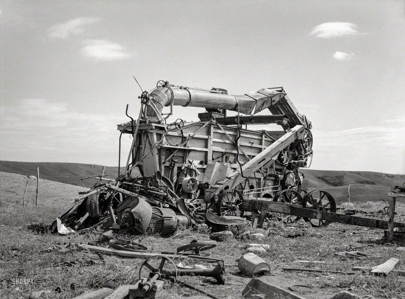 Badlands: 1937