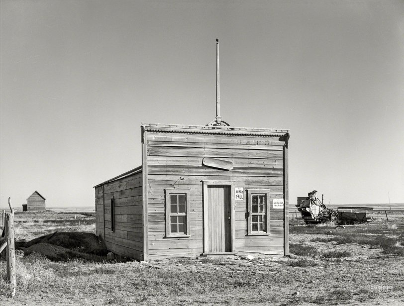 Tiny Courthouse: 1937