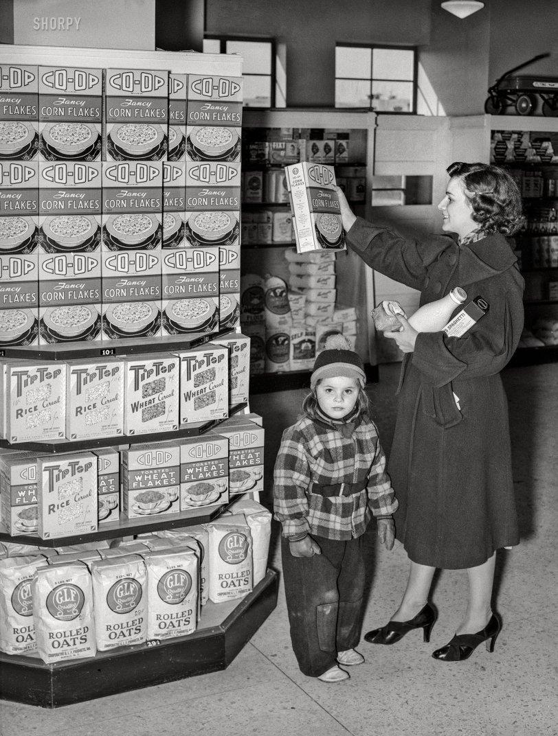 Fancy Flakes: 1938