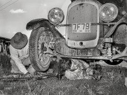 A Tight Spot: 1939