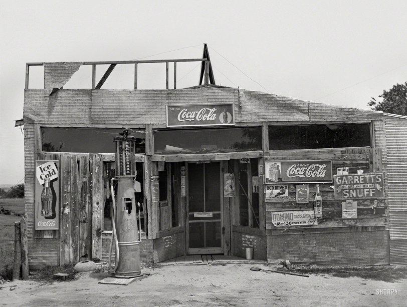 Nicotine, Caffeine, Gasoline: 1939