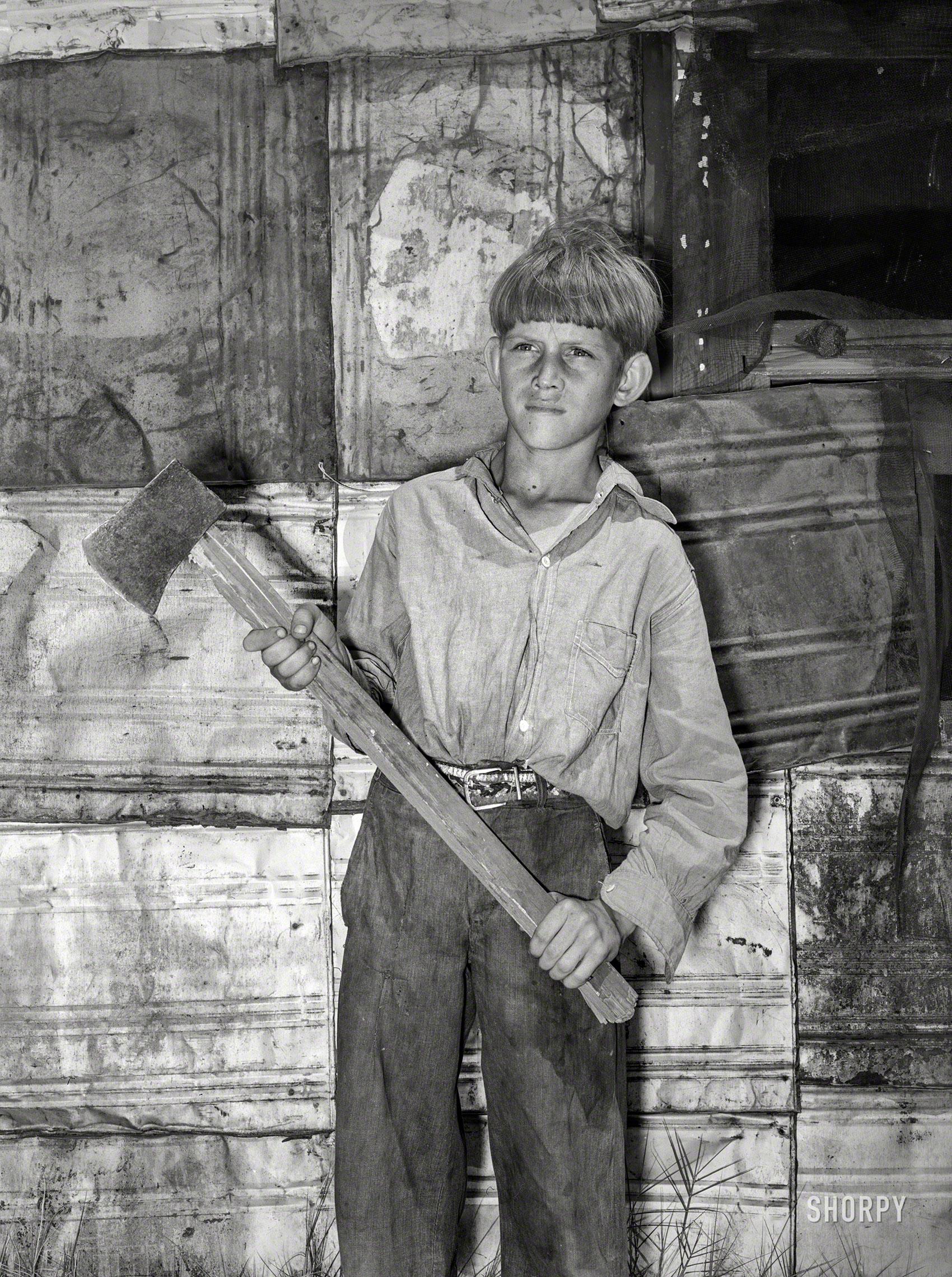 Shorpy Historical Picture Archive :: Marlboro Boy: 1939