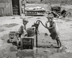 Water Boys: 1939