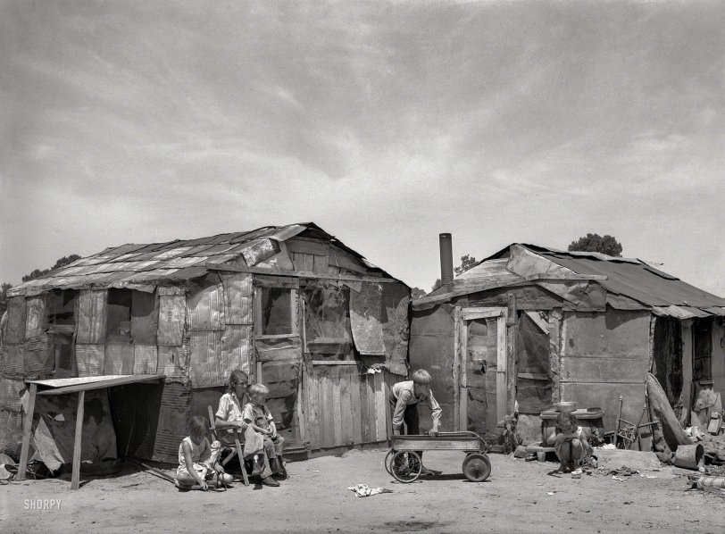 Cozy Shack: 1939