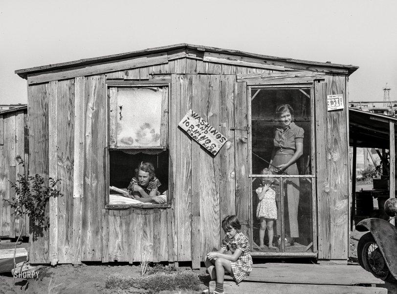 Washings & Iornings: 1939