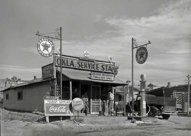 Little Oklahoma: 1939