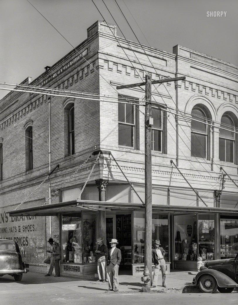 Denizens of Gonzales: 1939