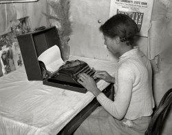 Dear Sis: 1940