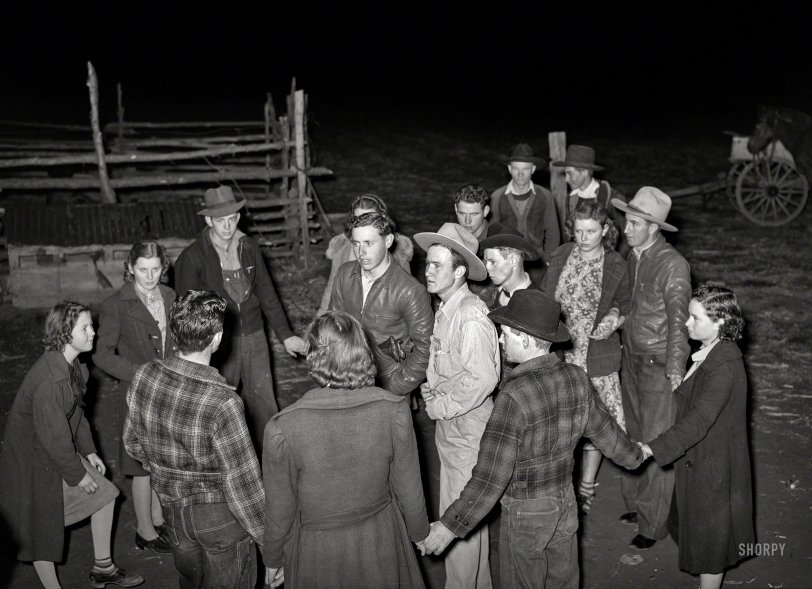 The Night Is Young: 1940