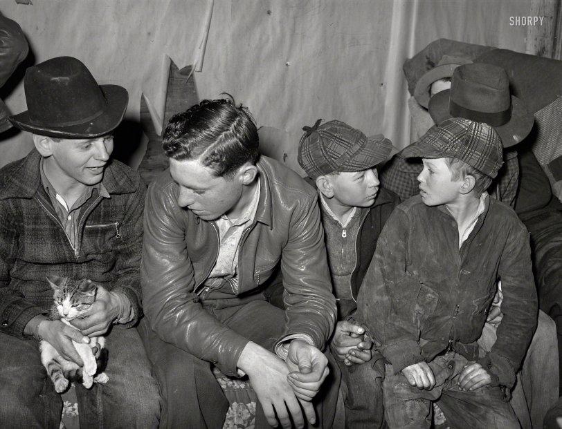 Twenty Questions: 1940