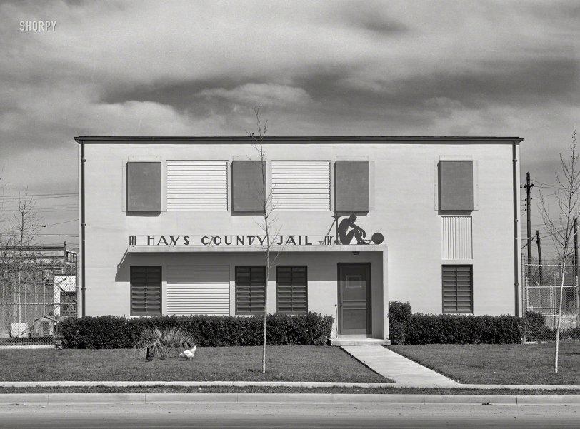 Jailbirds: 1940