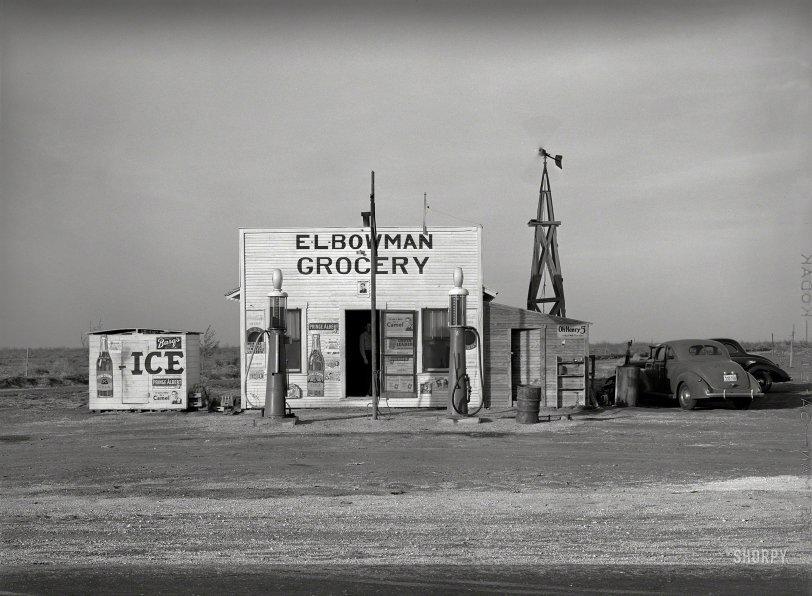 E.L. Bowman Grocery: 1940