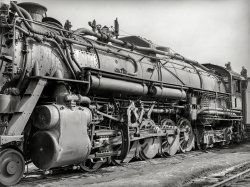 The Locomotion: 1940