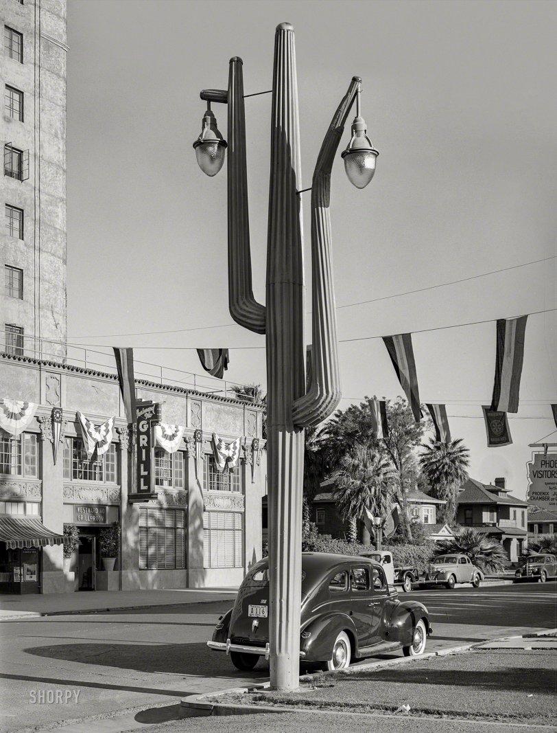 Western Lights: 1940