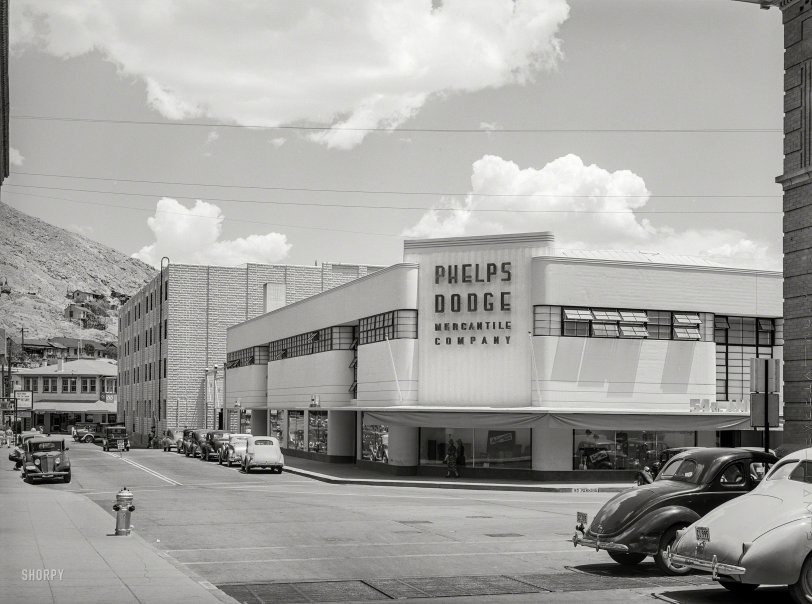 Company Store: 1940