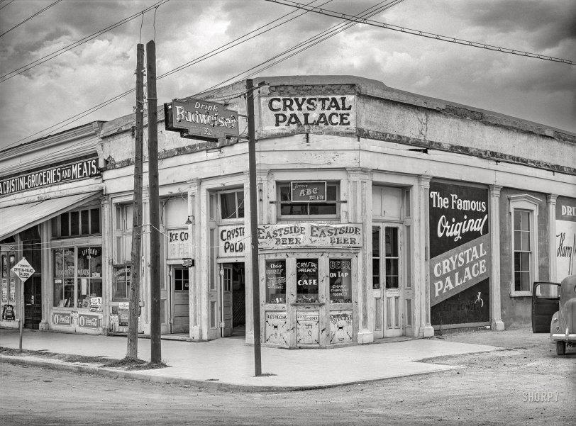Crystal Palace: 1940