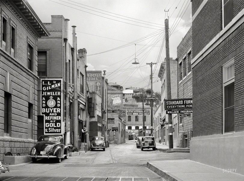 Bisbee, Az.: 1940