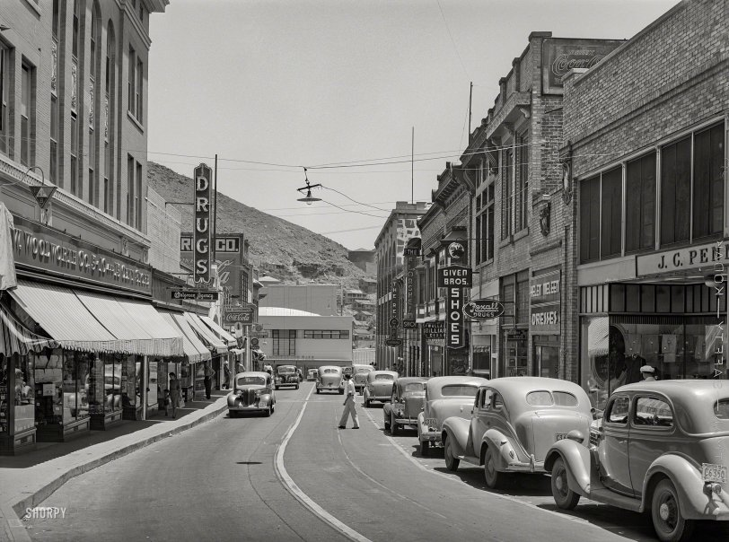 A Busier Bisbee: 1940