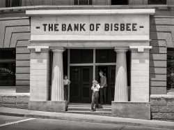 Bank of Bisbee: 1940