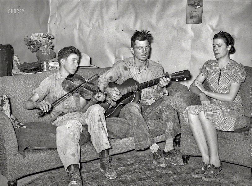 Grunge Band: 1940