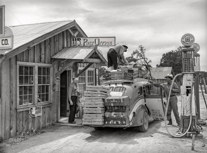 Pie Town P.O.: 1940