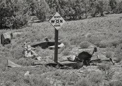 Death Won Here: 1940