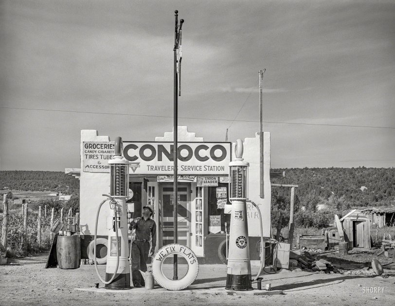 Petro Pueblo: 1940