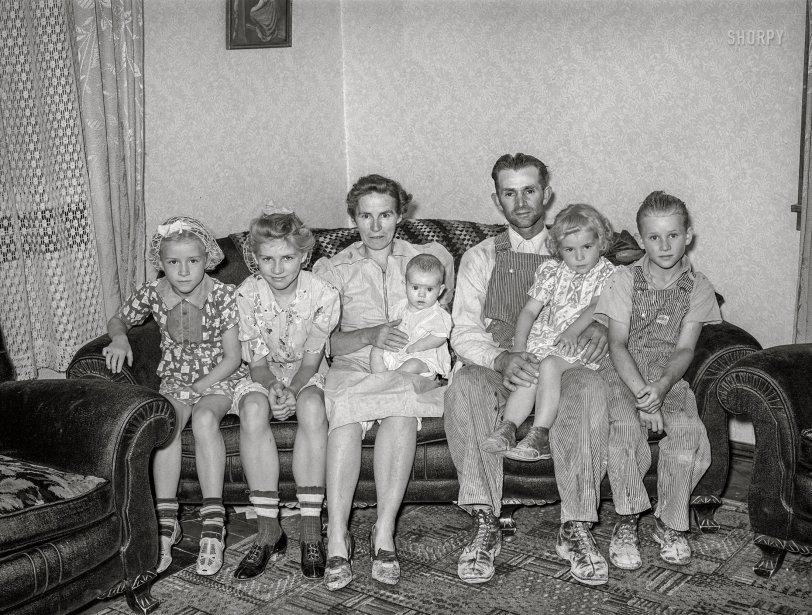 The Snowville Seven: 1940
