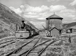 Telluride Tracks: 1940