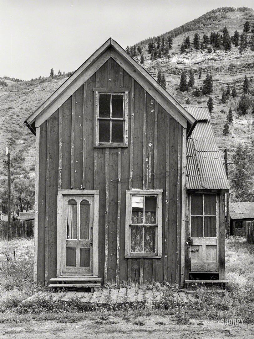 Slender Manse: 1940