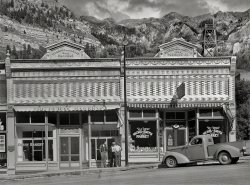 Ouray Bakery: 1940