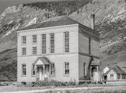 Silverton Jail: 1940